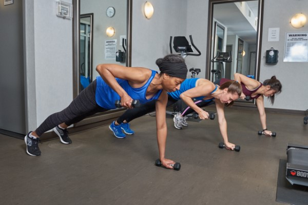 Personal Training - Push Up