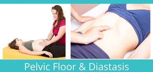 PreNatal - Pelvic Floor Diastis